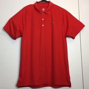 Lacoste Sport Polo Shirt Golf Top Crocodile